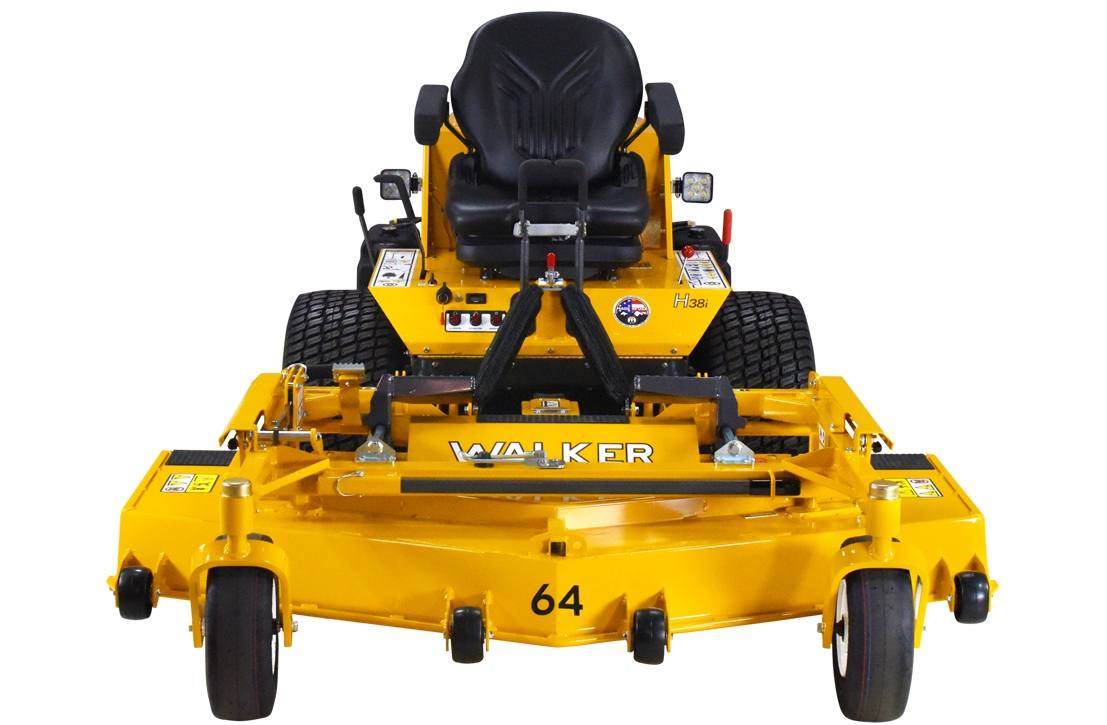 2019 Walker Mowers H38i