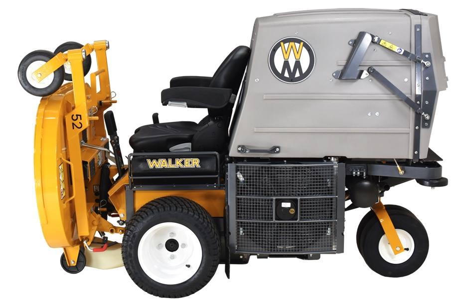 2019 Walker Mowers T30i