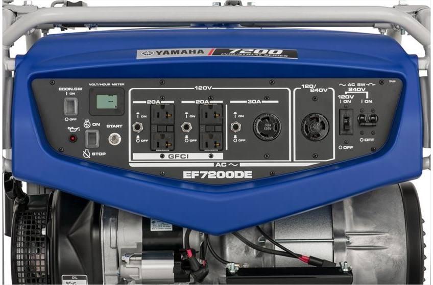 2019 Yamaha EF72DEY