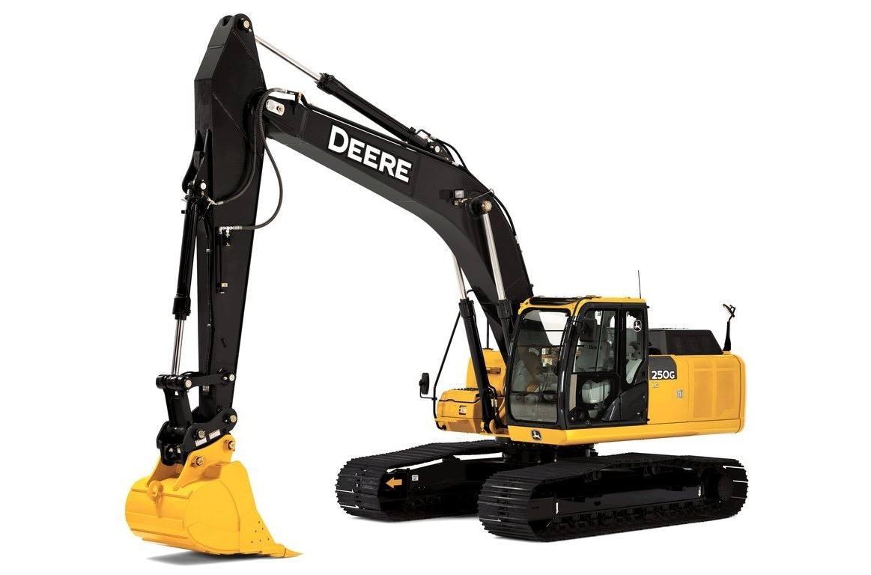 New Construction Excavators Chief Equipment