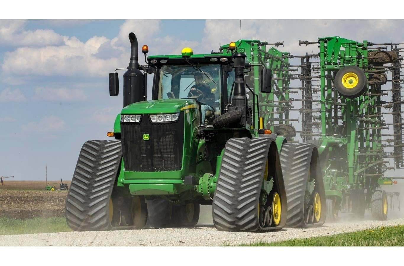 2019 John Deere 9570RX for sale in Davenport, IA  River Valley Turf