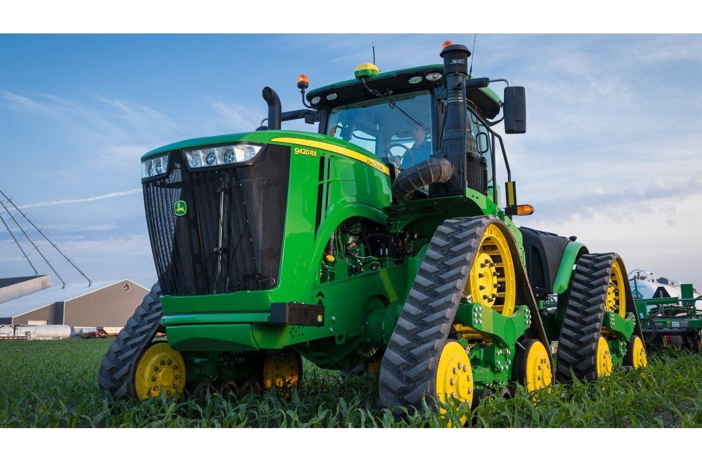 2019 John Deere 9420RX for sale in East Liverpool, OH  Vernon Dell