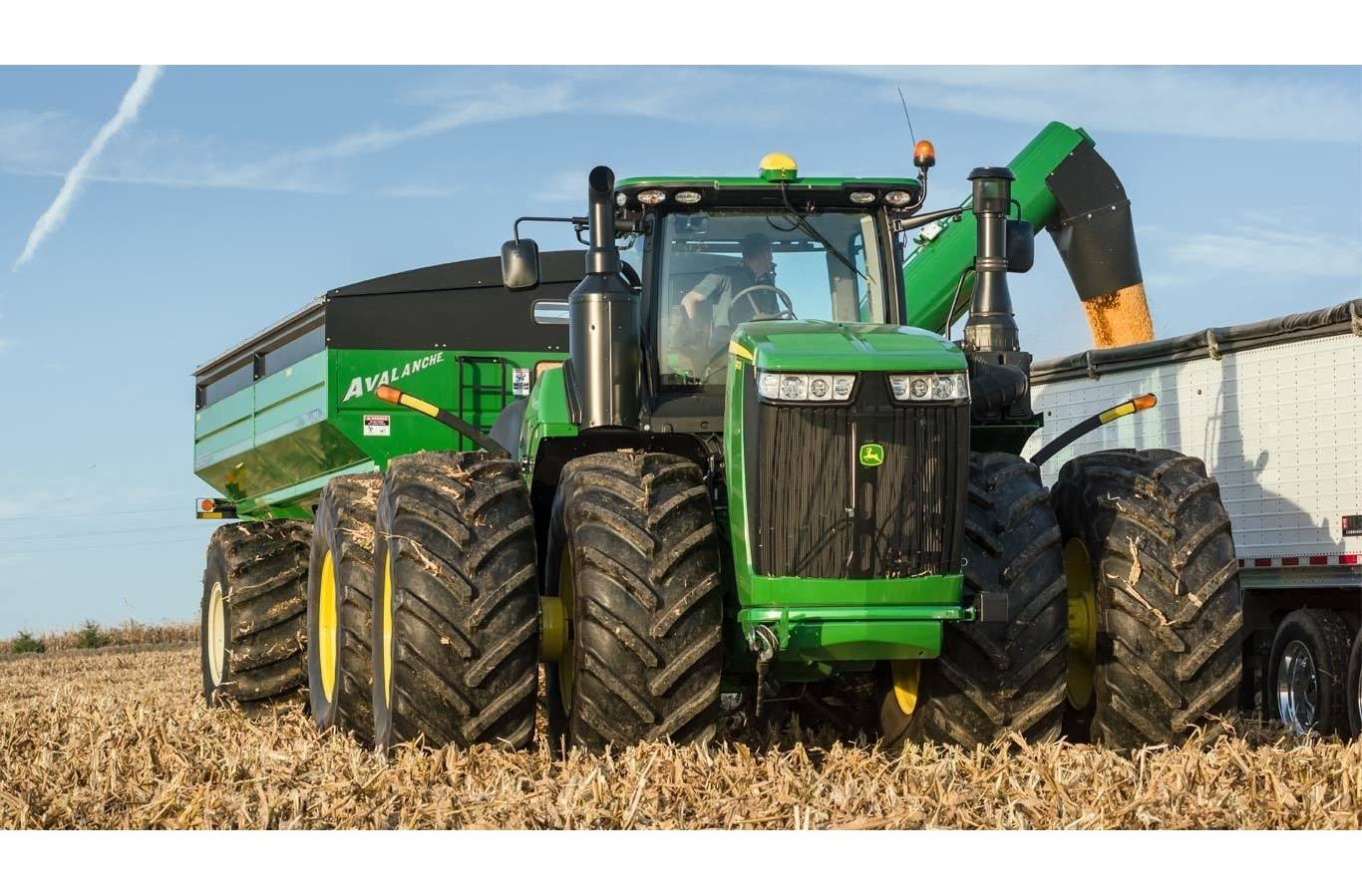 2019 John Deere 9470R for sale in Bridgeport, OH  Bridgeport