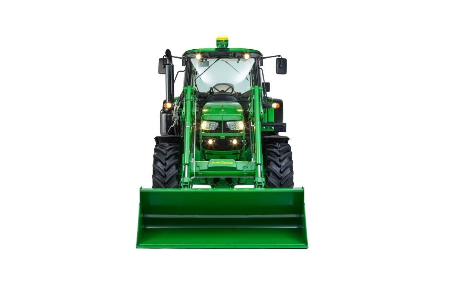 Agricultural Tractors and Residential Lawn Mower Accessories