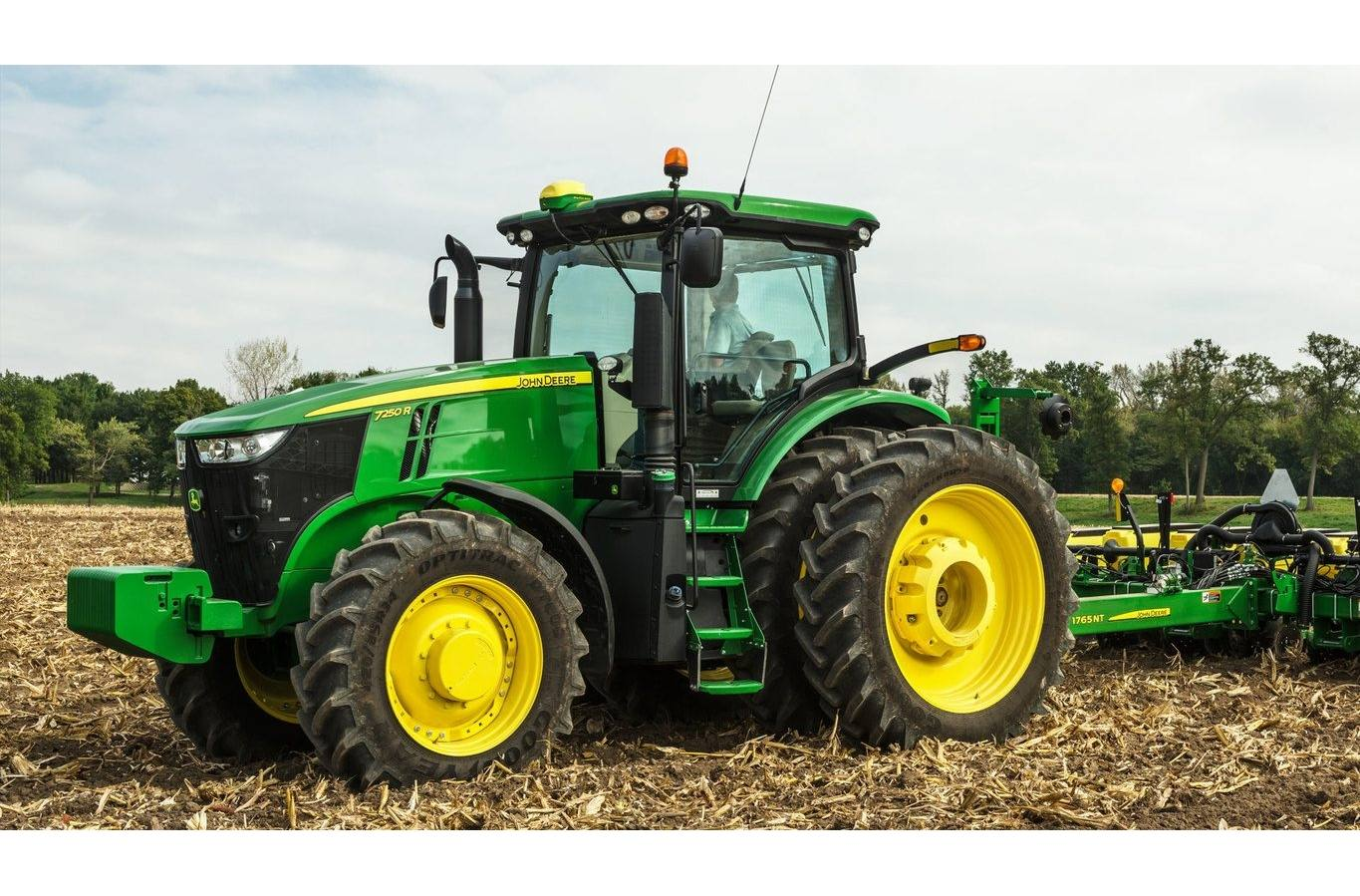 2019 John Deere 7250R for sale in Hicksville, NY  Chief