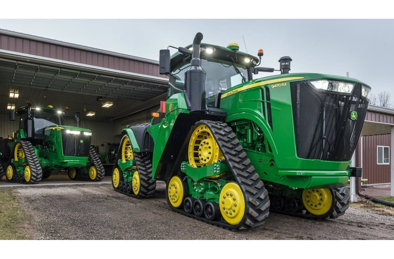 2019 John Deere 9470RX for sale in East Liverpool, OH  Vernon Dell