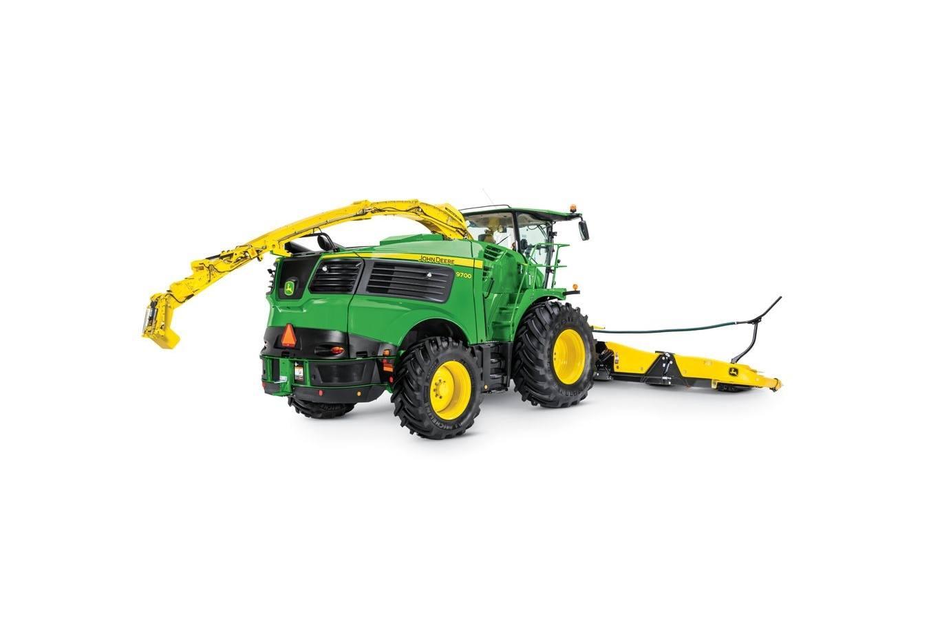 2019 John Deere 9700 for sale in Bridgeport, OH  Bridgeport Equipment
