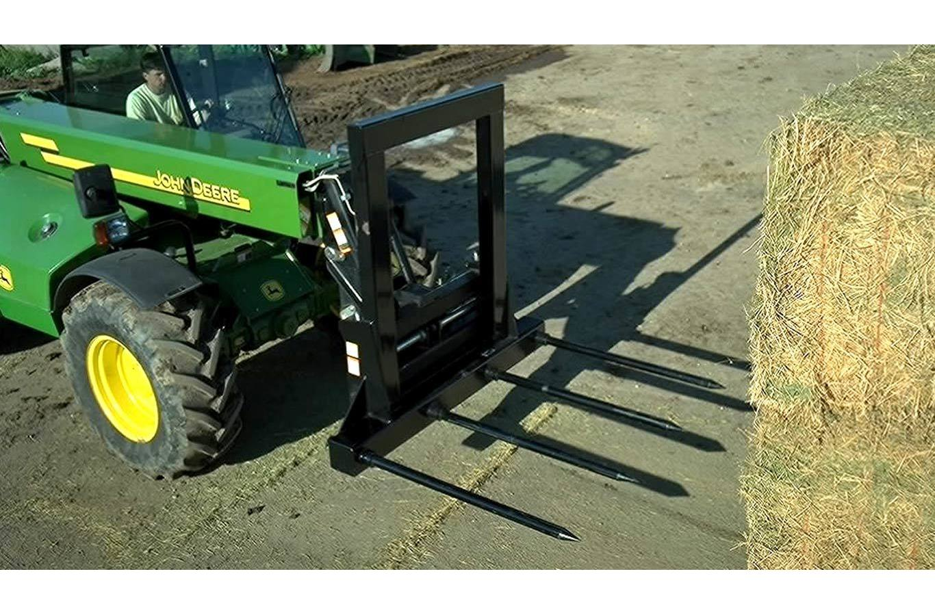 2019 John Deere AB15 2 Large Square Bales for sale in Lively