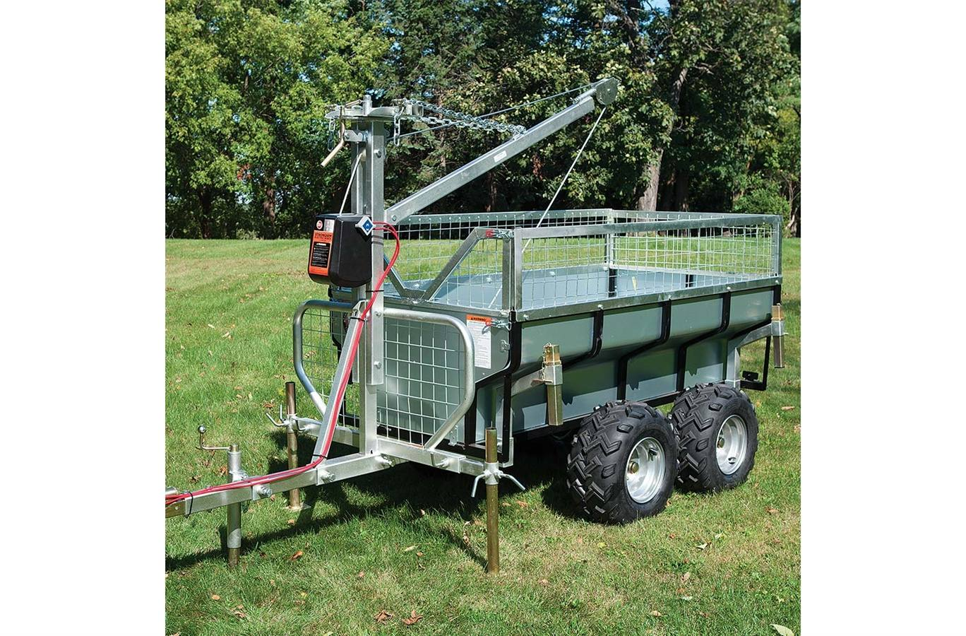 36022 DR Versa-Trailer Pro Package