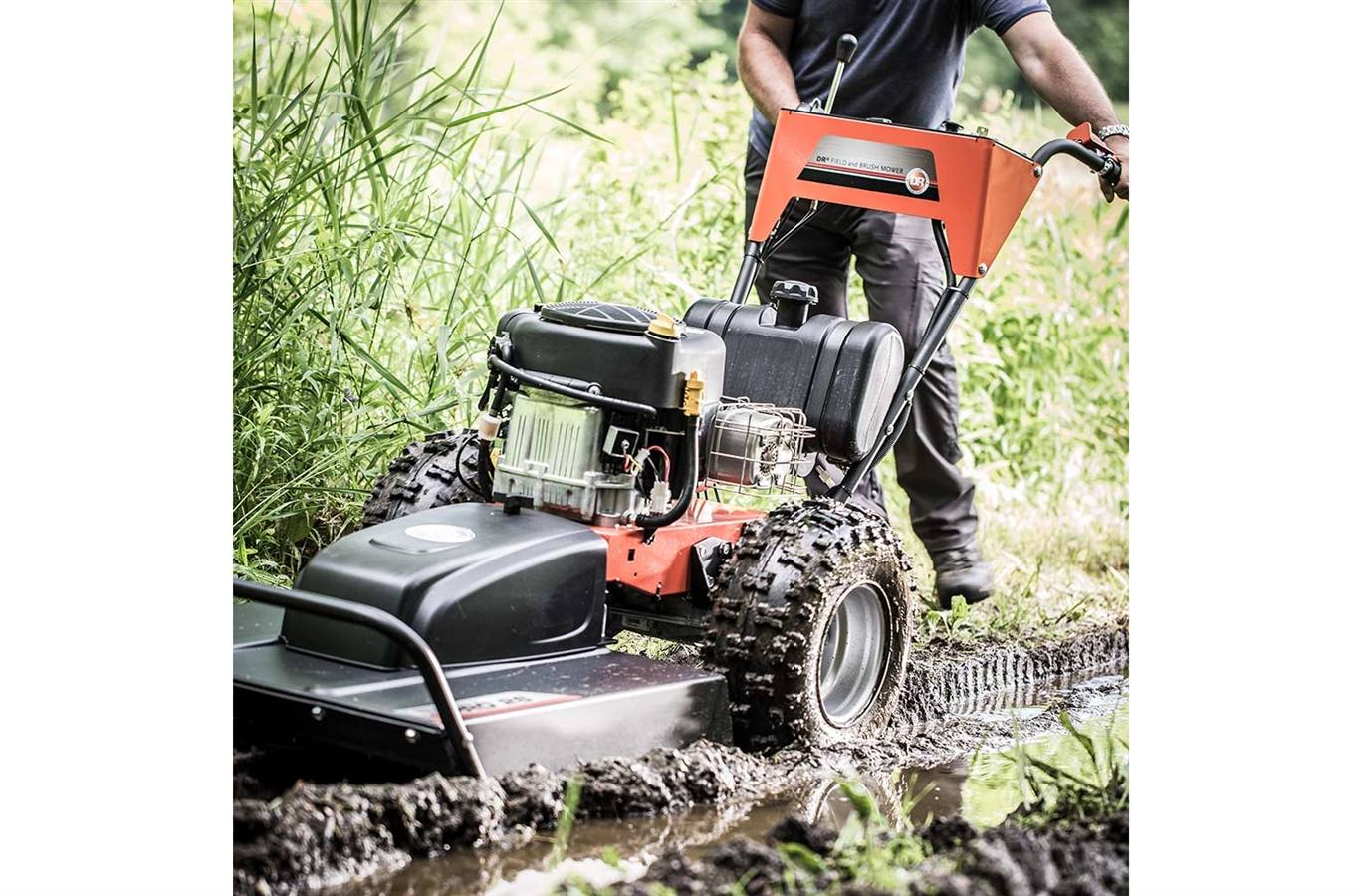 2019 DR Power AT45030BEN DR Field and Brush Mower