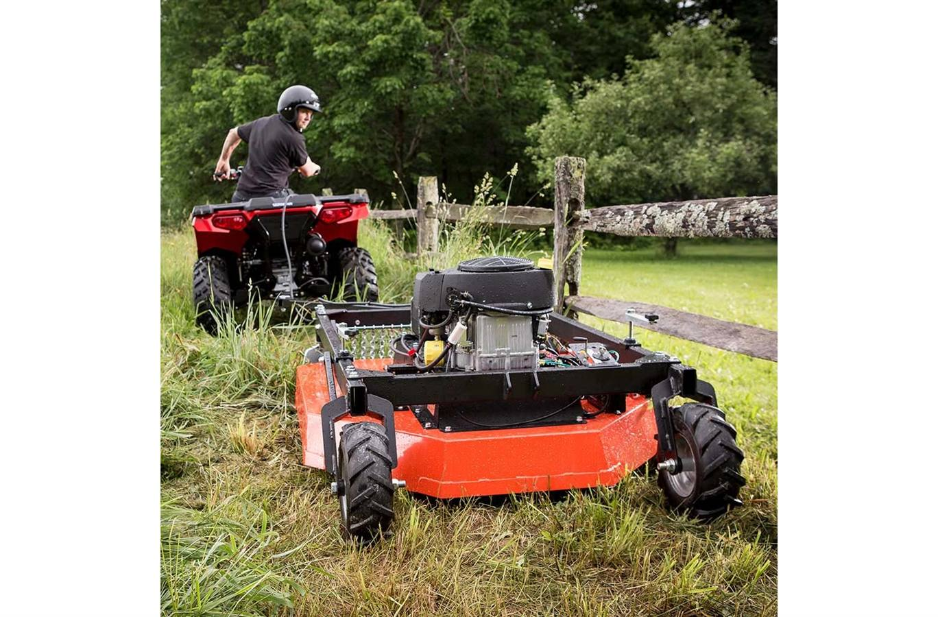Field and Brush Mowers