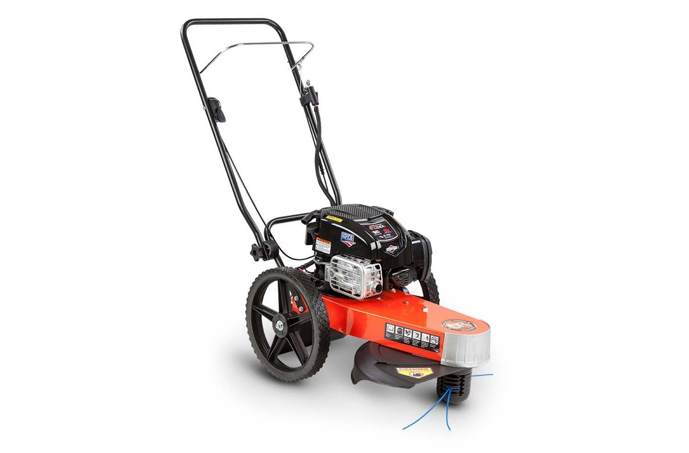 TR4675E DR Trimmer/Mower Electric Start