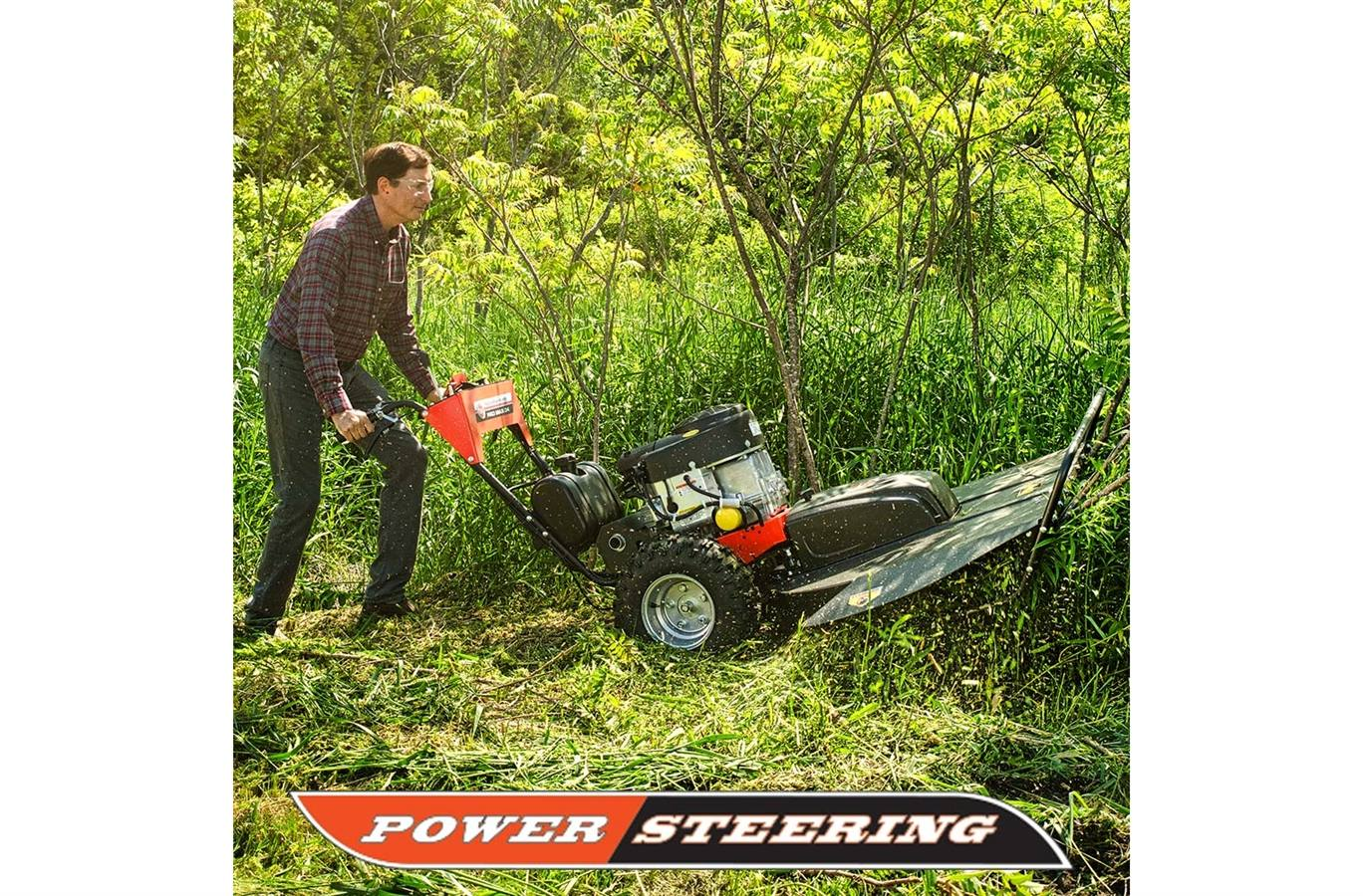 2019 DR Power AT47134BEN DR Field and Brush Mower