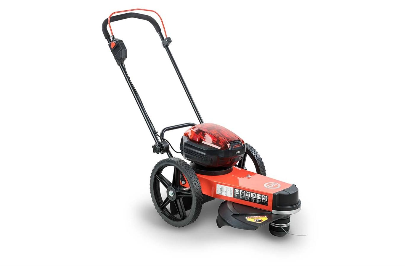 524340 DR Trimmer/Mower w/2 Batteries