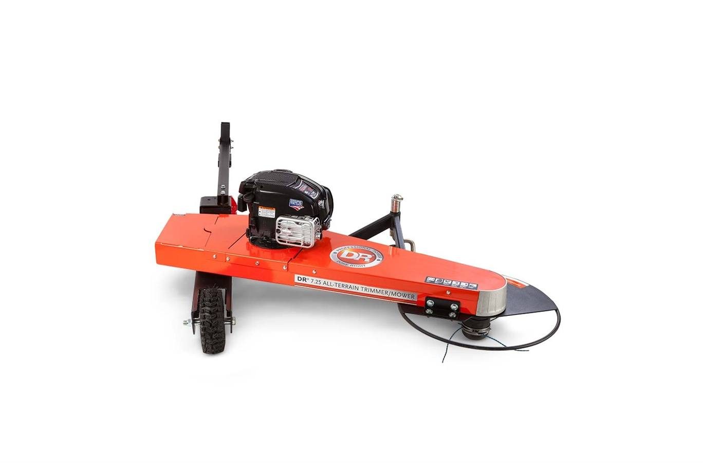 TRM72AMN DR Trimmer/Mower (Tow-Behind)