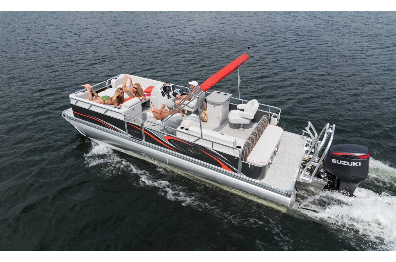 2019 Apex Marine Qwest LS 824 Lanai DS Bar for sale in