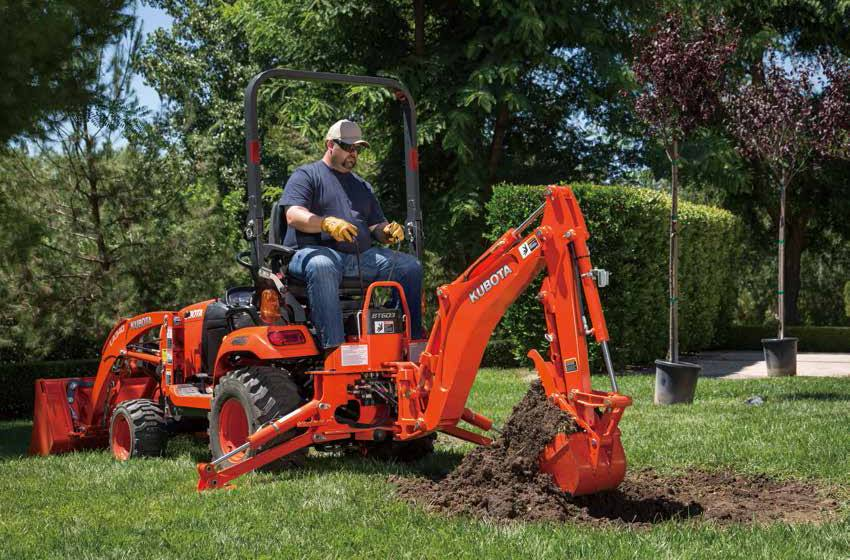 2019 Kubota BX23S for sale in Sterling, OH  Sterling Farm Equipment