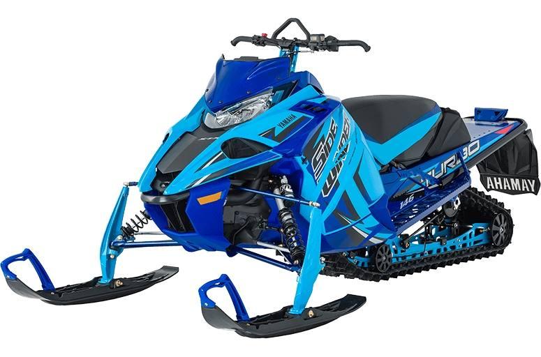 2020 Yamaha Sidewinder X-TX LE
