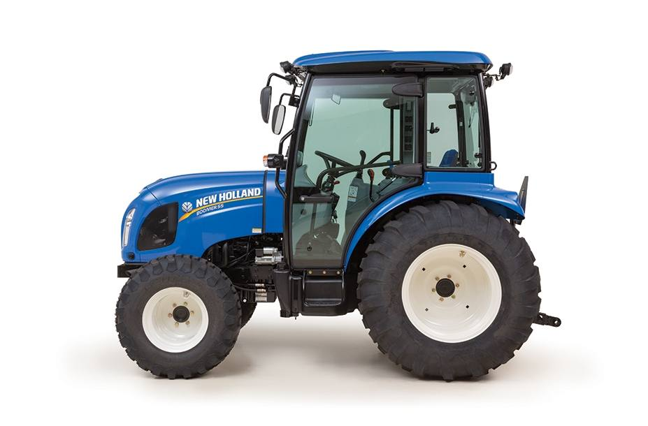 2019 New Holland Agriculture Boomer 35-55 HP Series 50 Cab (T4B) for