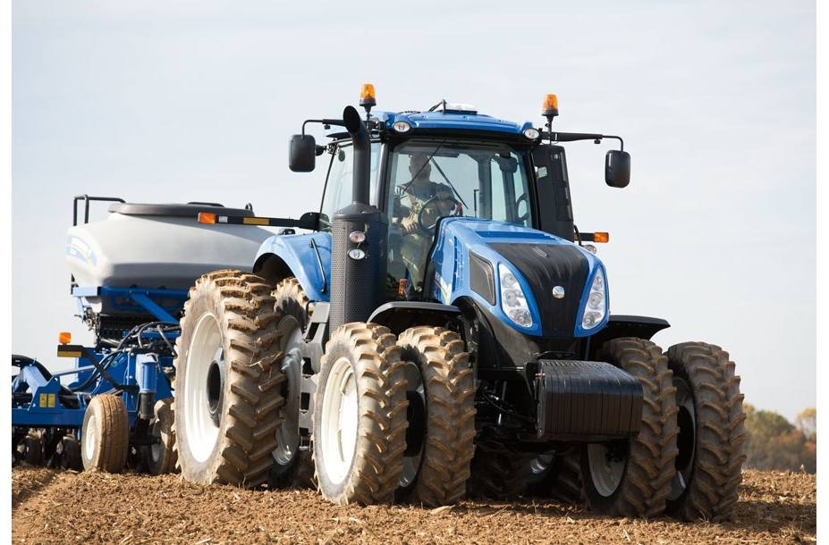 2019 New Holland Agriculture GENESIS® T8 Series - Tier 4B T8 410 for