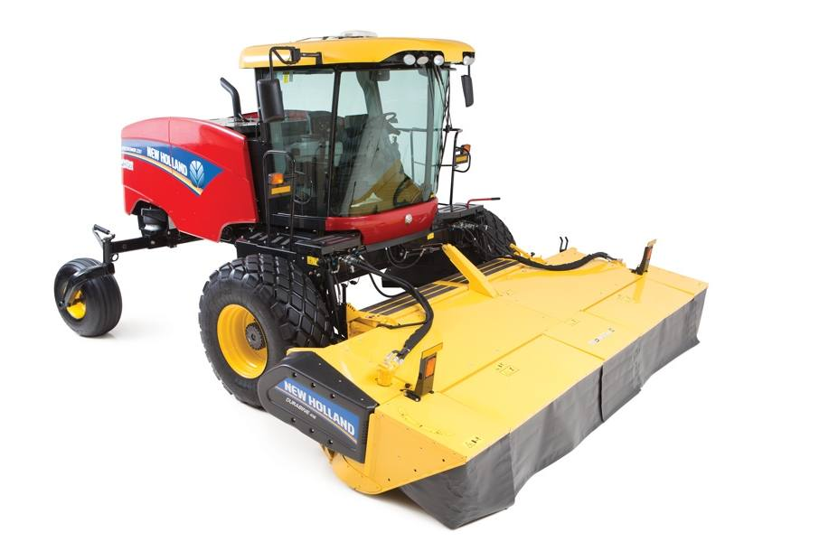 2019 New Holland Agriculture Windrower Header DuraSwath™ 440 HB for