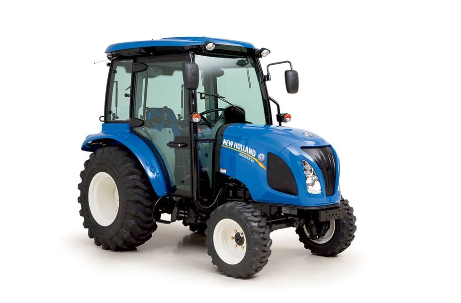 2019 New Holland Agriculture Boomer 35-55 HP Series 45 Cab
