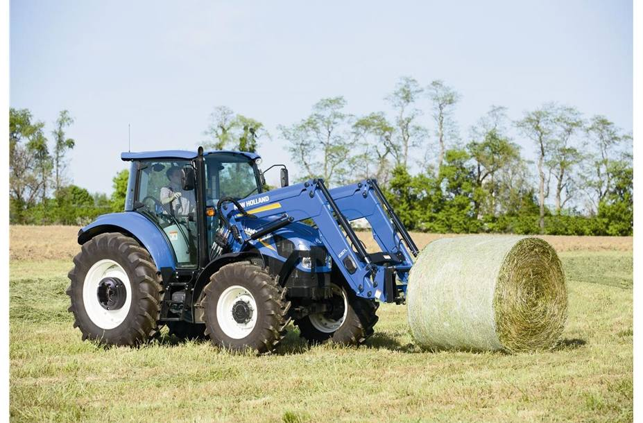 2019 New Holland Agriculture T5 Series - Tier 4A T5 105