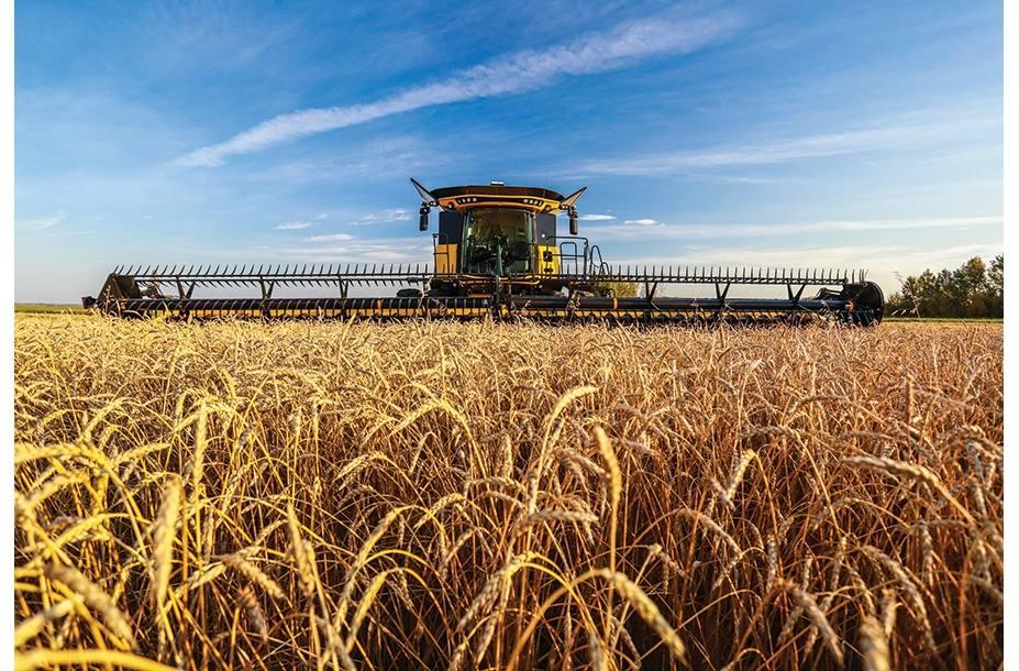 2019 New Holland Agriculture Draper Head 880CF SuperFlex