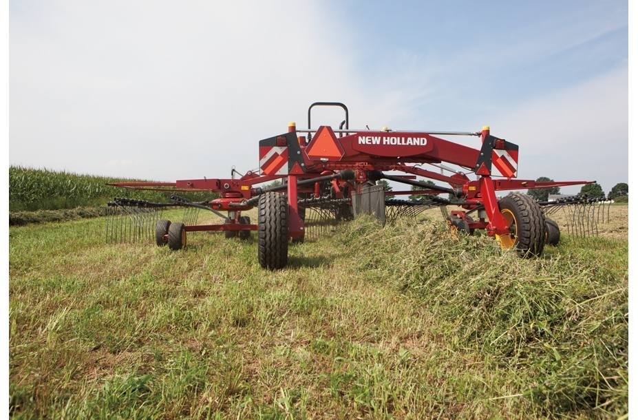 2019 New Holland Agriculture ProRotor™ Rotary Rakes ProRotor