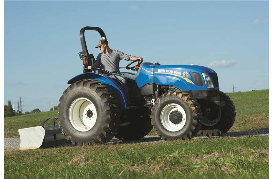 Inventory from Massey Ferguson and New Holland Agriculture