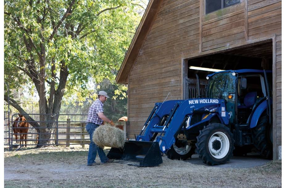 2019 New Holland Agriculture PowerStar™ T4 Series T4 65 for