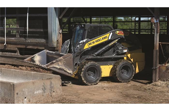 2019 New Holland Construction L228 Skid Steer for sale in