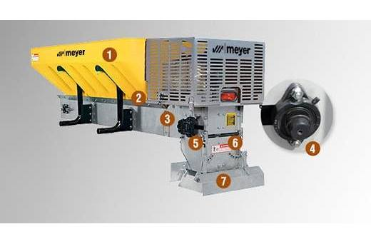 2019 Meyer Products PolyHawk PV Briggs/Stratton (10 5 hp) for sale