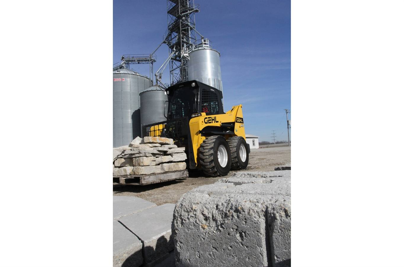 2019 Gehl R190 Skid Loader for sale in Osage, IA  Mark's