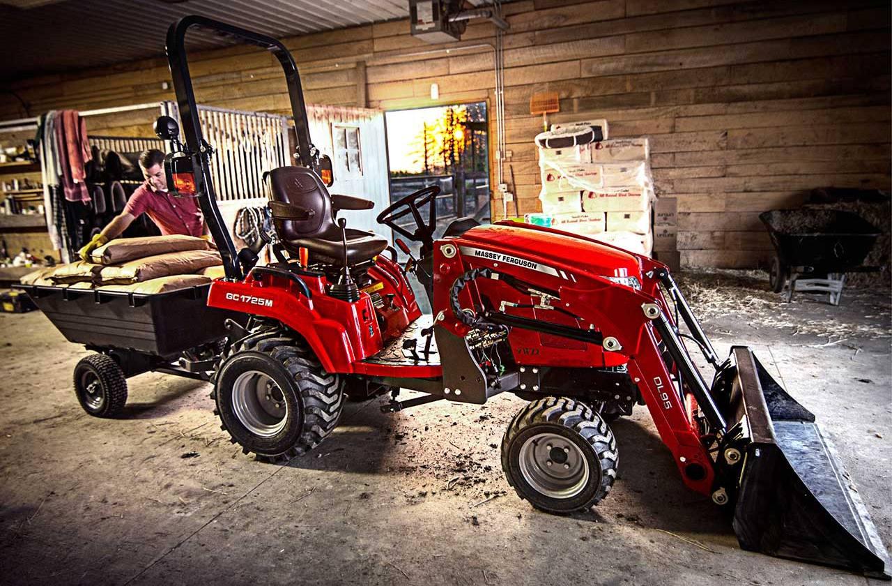 Inventory from Massey Ferguson Victoria Farm Equipment Co