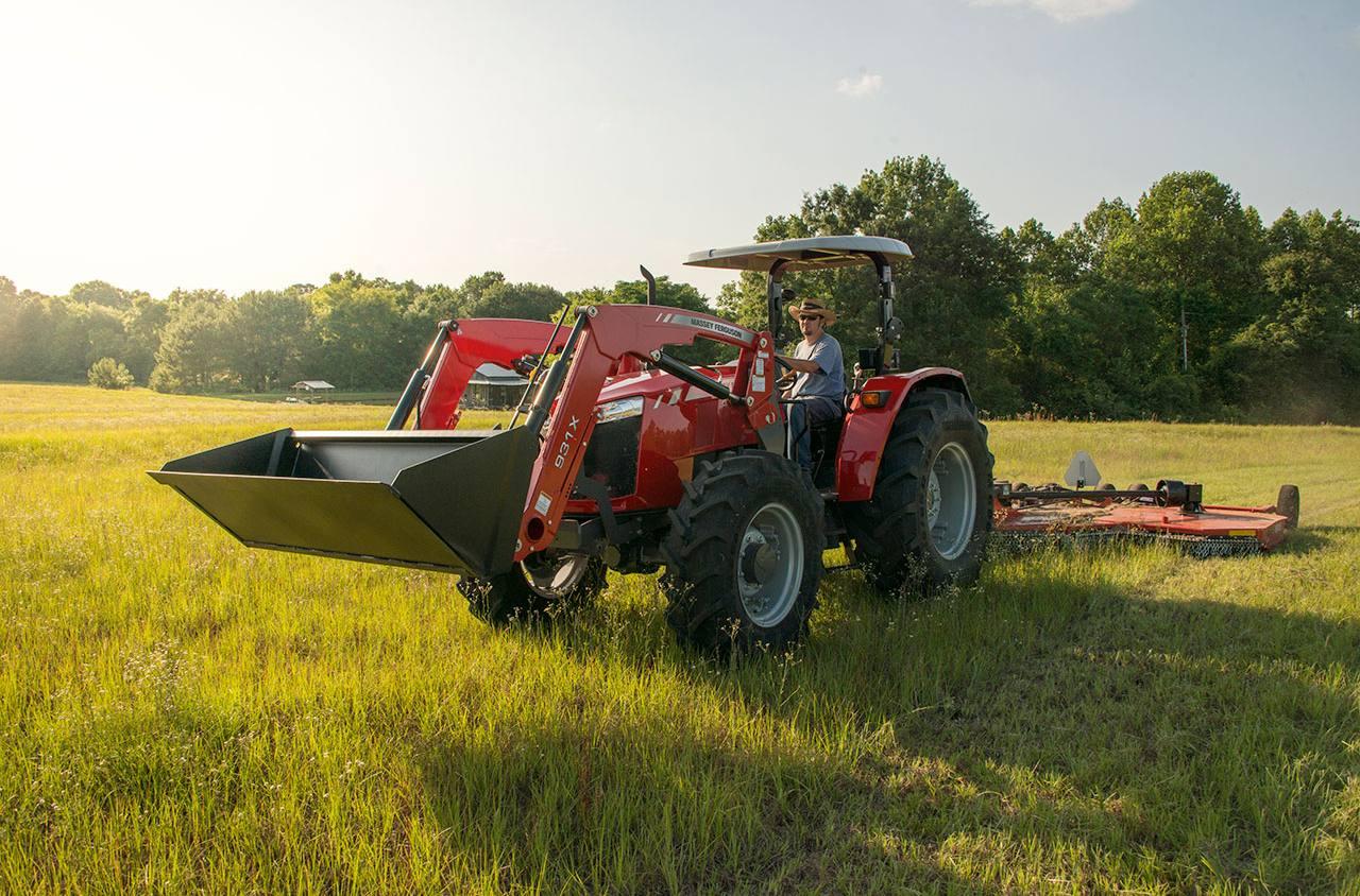 2019 Massey Ferguson 4707 for sale in Crossville, TN
