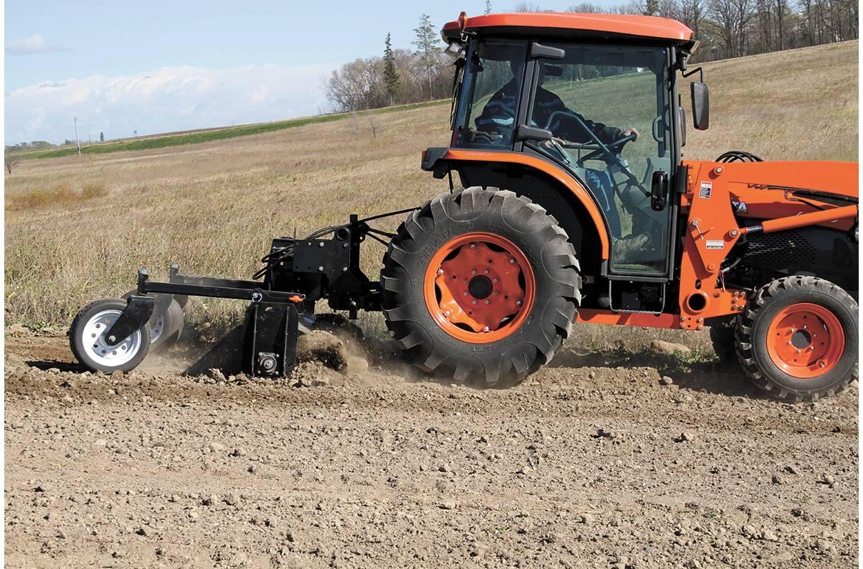 2019 Erskine Attachments SC72 3-Point PTO Soil Conditioner