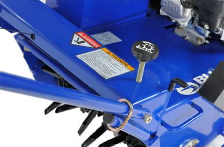 2019 Bluebird 530 Lawn Aerator - 4 HP Honda Engine (H530A)