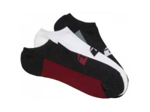 NO SHOW SOCK 3-PACK