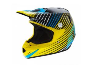 Atom Fragment Youth Helmet