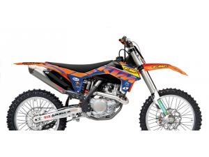 FMF/ORANGE BRIGADE/KTM GRAPHICS