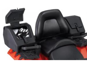 LOCK & RIDE® REAR STORAGE BOXES