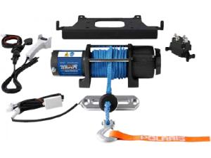 POLARIS PRO HD 4500 LB. WINCH