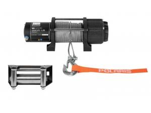 HD 2500lb. Integrated Winch