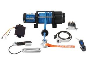 POLARIS® INTEGRATED PRO HD 6000 LB. WINCH