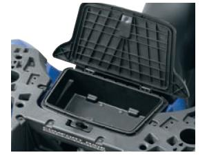 LOCK & RIDE® TOURING REAR CARGO BOX