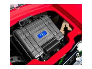 LOCK & RIDE® UNDER HOOD DRY STORAGE BOX