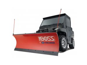 THE BOSS® PLOW SYSTEM