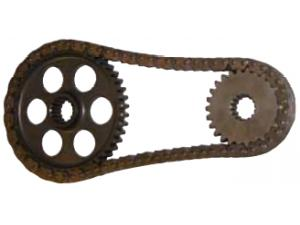 CHAIN AND SPROCKET KIT - HEAVY DUTY