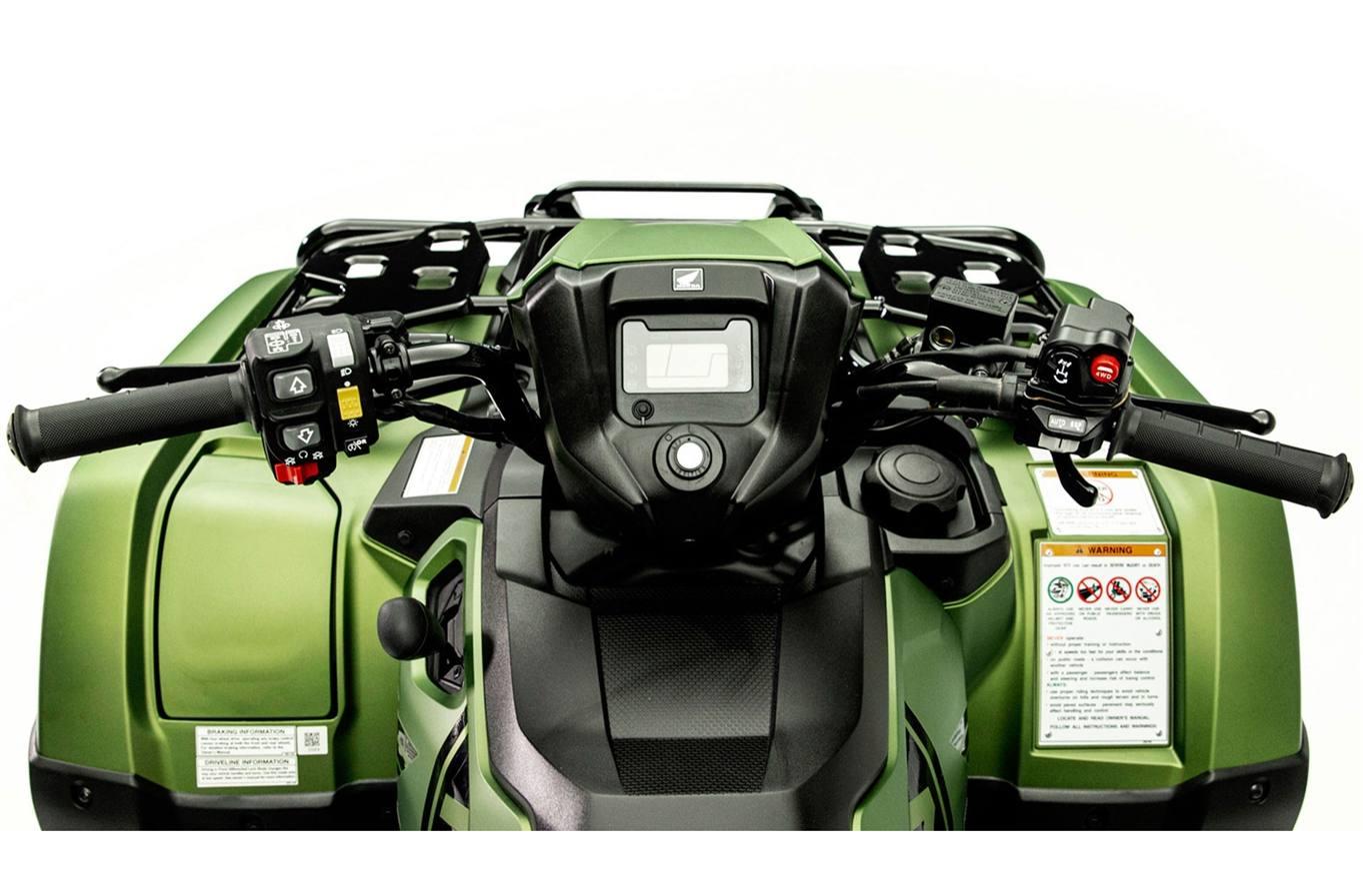 2020 Honda Rubicon 520 DCT Deluxe